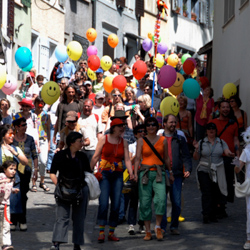 Lachparade Zürich - Weltlachtag